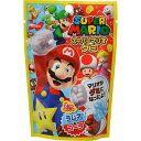 ノーベル製菓 【ケース販売】ノーベル スーパーマリオグミ ラムネ&コーラ 45g×6個 E425700H
