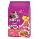 マースジャパンリミテッド カルカン ドライ まぐろと野菜味 1.6kg 4902397839743