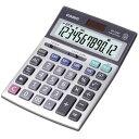 【コンビニ後払いOK】カシオ 電卓 DS-12WT-N DS-12WTN【納期目安:約10営業日】