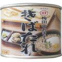 梅田食品製造本舗 梅田食品 そばたれ缶詰 225g 4981...