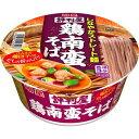 明星食品 【ケース販売】評判屋 鶏南蛮そば 72g×12個 E479386H