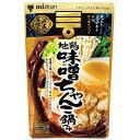 樂天商城 - ミツカン ミツカン シメまで美味しい 地鶏味噌ちゃんこ鍋つゆ ストレートタイプ 750g E477999H