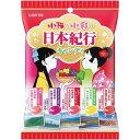 ロッテ 【ケース販売】ロッテ 小梅と小彩の日本紀行キャンディ 80g×10袋 E495303H