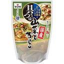 ヤマキ ヤマキ 具入りつゆ 国産山菜ときのこ 310g E496940H