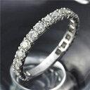 その他 プラチナPt900 ダイヤリング 指輪 1ctエタニティリング 11号 (鑑別書付き) ds-867808