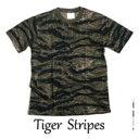 その他 カモフラージュ Tシャツ( 迷彩 Tシャツ) JT048YN タイガー XLサイズ ds-1388169