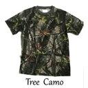 その他 カモフラージュ Tシャツ( 迷彩 Tシャツ) JT048YN ツリー カモ Sサイズ ds-1388215