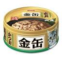 その他 (まとめ)アイシア 金缶ミニ かつお 70g 【猫用・フード】【ペット用品】【×48セット】 ds-1665651