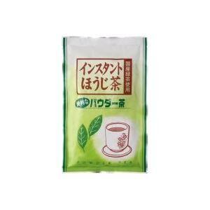 その他 (業務用100セット) 寿老園 給茶機用ほうじ茶パウダー60g ds-1731344