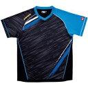 その他 ヤマト卓球 VICTAS(ヴィクタス) 卓球アパレル V-SW036 ゲームシャツ(男女兼用) 031459 ブルー XXOサイズ ds-1906991