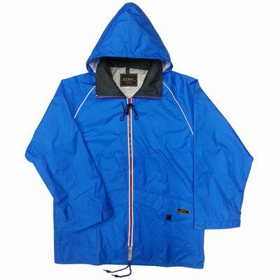 トキワ 雨先案内人 防水 透湿 レインジャケット セルリアンブルー S FF-01830