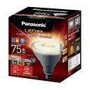 パナソニック LED電球 ハイビーム電球タイプ E26 75形相当 220lm ビーム角30° 電球色相当 密閉型器具対応 LDR4LWHB7-L【納期目安:約10..