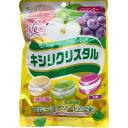 春日井製菓 キシリクリスタル フルーツアソートのど飴 67g 4901326130197