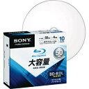 その他 (まとめ)ソニー データ用BD-R DL 50GB1-4倍速対応 ホワイトワイドプリンタブル 5mmスリムケース 10BNR2DCPS4 1パック(10枚)【×3セット】 ds-2216322