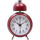 不二貿易 置時計 ベルクロック RD EG7007A-CU25【6個セット】 FJ-99088