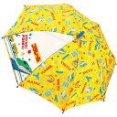 ショッピングプラレール その他 長傘 子供用 ジャンプ キッズ傘 プラレール パズル 50cm HH-00813