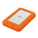 エレコム ハードディスク 外付け USB3.0 5TB 耐衝撃 Rugged Mini STJJ5000400