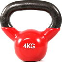 ABsports フィットネス・トレーニング ケトルベルダンベル/4KG DB-06 OTM-50119