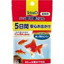 その他 (まとめ)テトラ 留守番ごはん 金魚用 5g(ペット用品)【×12セット】 ds-2342145