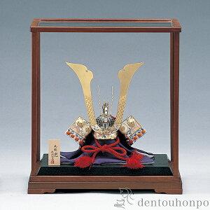 銀製 兜 龍 170g ( 武比古 木札名入れ可 敬老の日 プ
