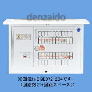 パナソニック 電気温水器・IH対応住宅分電盤 リミッタースペースなし 分岐タイプ 出力電気方式単相3線 電気工事 露出・半埋込両用形 回路数21+回路スペース2 日立 ケーブル 100A 《コスモパネルコンパクト21》 BQE810212B4:電材堂