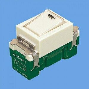 パナソニック電工 フルカラースイッチ 埋込ネームスイッチB 片切 15A 300V AC WN5061