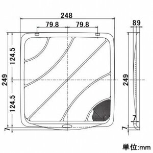 高須産業 15cm換気扇(FFB-150)用取...の紹介画像2