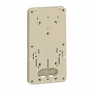 未来工業【お買い得品 10個セット】 電設資材 エアコン 積算電力計・計器箱取付板 1個用 グレー BP-2LG 富士電線_10set:電材堂