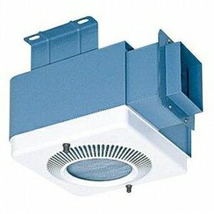 三菱 LED蛍光灯 ダクト用換気扇 露出形 大風量タイプ 日立 右排気 FHF32 接続パイプ:Ψ150mm V-23ZK3:電材堂