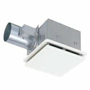 三菱 ダクト用換気扇 天井埋込形 脱臭機能付タイプ 低騒音形 着せ替えインテリアタイプ 接続パイプ:Ψ150mm 埋込寸法:315mm角 VD-20ZDS8-W 渡辺わかこ