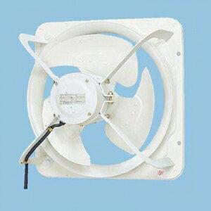 パナソニック 電設資材 有圧換気扇 パナソニック 低騒音形 排-給気兼用仕様 三相・200V 電気工事 FY-40MTU3:電材堂