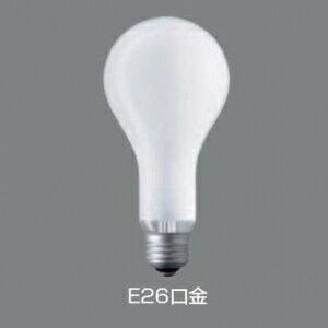 パナソニック シリカ電球 100V 150W形 E26口金 LW100V150W