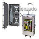 日動工業 LED作業灯 30W 2灯式三脚セット 収納BOX付 簡易防雨型 LPR-S30LW-3ME-ABOX