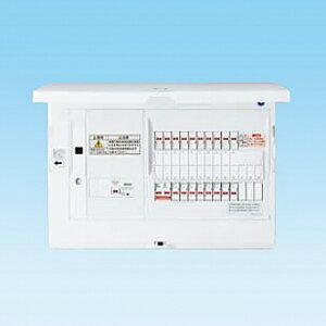 パナソニック LAN通信型 住宅分電盤 標準タイプ 三菱 リミッタースペースなし 露出・半埋込両用形 回路数6+回路スペース3 《スマートコスモコンパクト21》 エアコン 日立 BHH8563:電材堂