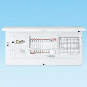 パナソニック AiSEG通信型 住宅分電盤 大形フリースペース付 リミッタースペースなし 蛍光灯 露出 パナソニック・半埋込両用形 回路数18+回路スペース3 《スマートコスモ 富士電線 コンパクト21》 BHND85183:電材堂