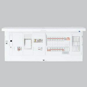 パナソニック AiSEG通信型 住宅分電盤 富士電線 電気温水器・IH対応 電気工事 フリースペース付 ブレーカ容量40A 三菱 リミッタースペース付 主幹容量75A 《スマートコスモ コンパクト21》 BHNF37223T4:電材堂