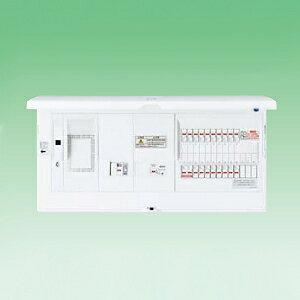 パナソニック AiSEG通信型 HEMS対応住宅分電盤 LED蛍光灯 太陽光発電システム対応(1次送り連系タイプ) リミッタースペース付 主幹容量75A 富士電線 回路数14+回路スペース数3 FHF32 《スマートコスモ コンパクト21》 BHN37183J1:電材堂