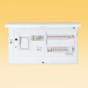 パナソニック AiSEG通信型 住宅分電盤 かみなりあんしんばん 日立 ケーブル あんしん機能付 リミッタースペース付 露出・半埋込両用形 シーリング 回路数18+回路スペース2 《スマートコスモ コンパクト21》 BHN35182R:電材堂