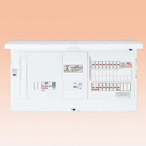 パナソニック レディ型 省エネ(蓄熱)対応 住宅分電盤 VVF 蓄熱暖房器 三菱・エコキュート(エコキュート用ブレーカ容量20A)・IH対応 リミッタースペースなし 日立 回路数18+回路スペース数3 《スマートコスモ コンパクト21》 BHS85183T24:電材堂