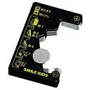 旭電機化成 コイン電池が測れる電池チェッカー 電池不要タイプ 測定可能電池:単1〜4形乾電池・ボタン電池 ADC-10