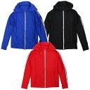 RESOUND CLOTHING リサウンドクロージング ラッシュガードパーカー RASH LINE PK RC11-SET-001 ラッシュガード 赤 青 黒 レッド ブルー ブラック ジップ MEN スポーツ 運動 メンズ