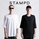 ショッピングスタンプ STAMPD スタンプド メンズ Greece Tee Tシャツ トップス 半袖 カットソー メンズカジュアル