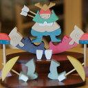 小黒三郎・五月人形【楕円鯉武者】【送料無料】【fsp2124】