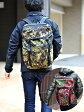 【今日だけポイント2倍】【2色展開】オロビアンコ OROBIACNCO デジタルなカモフラージュでリュックを背面に飾る!モードに変身したバックパック メンズブランド
