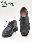 パラブーツ PARABOOT / シャンボード CHAMBORD/ ヌイット ネイビー 濃紺 パラブーツの名靴から不動の一番人気のネイビーUチップシューズ メンズ