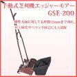 <キンボシ・金星>手動式芝刈機エッジャーモアー GSE-200 (送料無料) (メーカー直送品B:同梱不可) 通販
