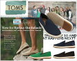 TOMS shoes トムズ シューズCANVAS MEN'S FREETOWN SABADOS メンズ キャンバスクラシック スリッポン フラットシューズ