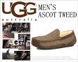 UGG アグ ASCOT TWEED MENS アスコット ツイード メンズ スリッポン ムートンシューズ  【正規品】 1005347