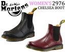 ドクターマーチン Dr.Martens レディース メンズ 靴 ブーツ サイドゴア チェルシー chelsea boot 2976