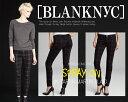 BLANKNYC ブランクニューヨークシティーSpray On Tartin Martin Plaidスプレー オン タータン マーティン プラッド ストレッチスキニーパンツ